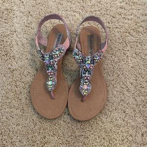Fun summer sandals!!
